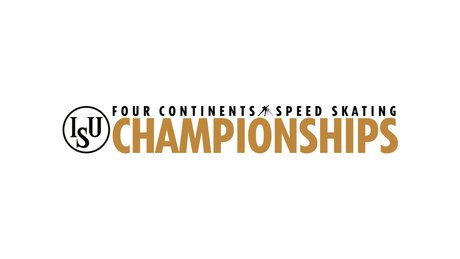 ISU Four Continents Championships logo