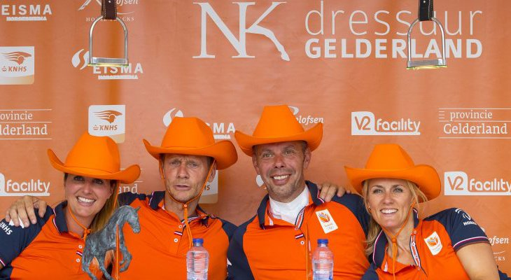 Dutch National Championships Dressage in Ermelo!